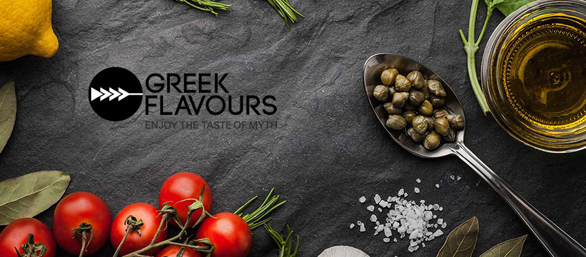 Greek flavours blog