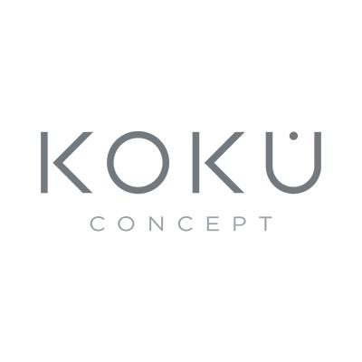 KOKU concept logo