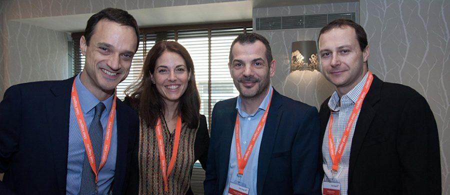 Σοφοκλής Κυριαζάκος, Κωνσταντίνα Κωστοπούλου, Στέλιος Πετρίδης, Γιώργος Μαύρος - Converge Meet Magento GR 2016