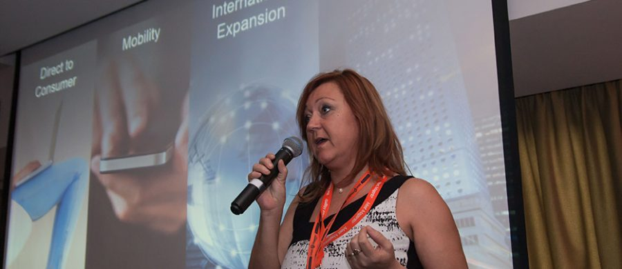Kathleen Claes, Magento Meet Magento GR 2016