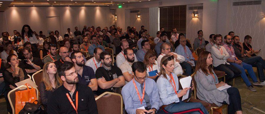 Κοινό Meet Magento GR 2016