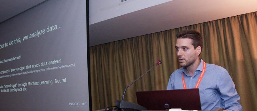 Κώστας Τσάγκος, innosake Meet Magento GR 2016