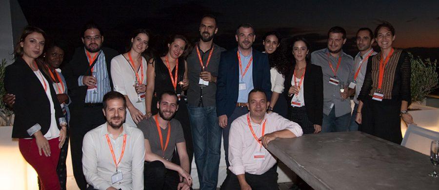 Η ομάδα της Converge, Meet Magento GR 2016