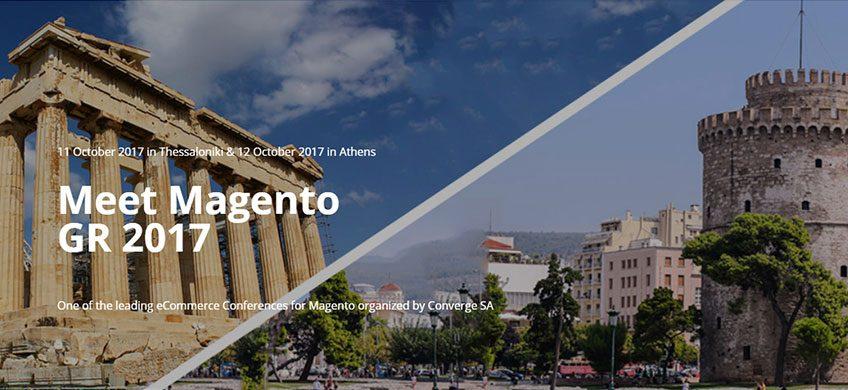 Meet Magento Greece 2017